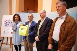 Hermandades de la Semana Santa de Sevilla 2017 contarán con desfibriladores