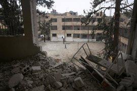 La ONU pide a las potencias internacionales que medien una tregua de 72 horas en Siria para llevar ayuda