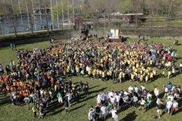Día Mundial de la Actividad Físca en La Seu d'Urgell