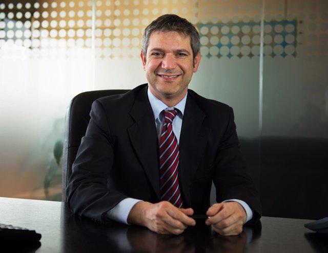 Luca Parasacco, consejero delegado de Fiat en España