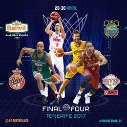 Final Four de la Champions League