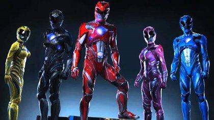 Power Rangers: Así eran los primeros diseños de los nuevos trajes
