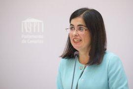 """Darias pide a la UE que tenga """"más en cuenta"""" la """"voz"""" de las regiones para abordar cuestiones como la migración"""
