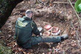 La Fiscalía francesa ordenará a la Policía incautar el material de ETA en cuanto reciba información de su ubicación