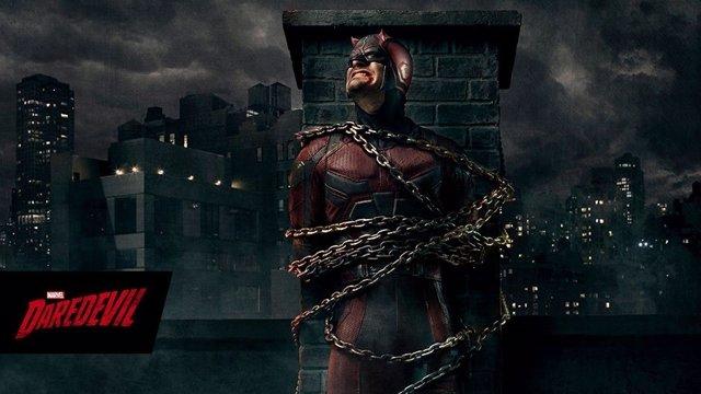 Daredevil en la serie de Netflix