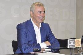 Javier Campoy, único candidato a la Presidencia provincial del PP Zaragoza