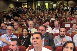 "La eurodiputada Iratxe García aboga por Pedro Sánchez para ""recuperar el orgullo de ser socialistas"""