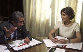 Revilla anuncia un incremento de las indemnizaciones por vacío sanitario del 75 al 85%