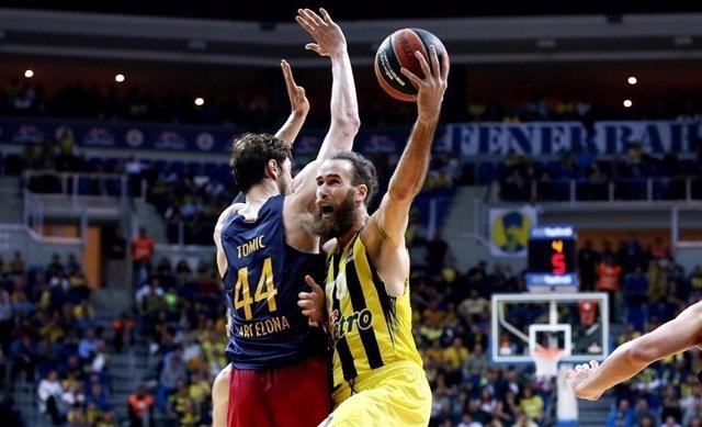 Fenerbahçe Istanbul - FC Barcelona Lassa