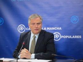 Francisco Cañizares relevará a Carlos Cotillas al frente del PP de Ciudad Real tras el próximo Congreso Provincial