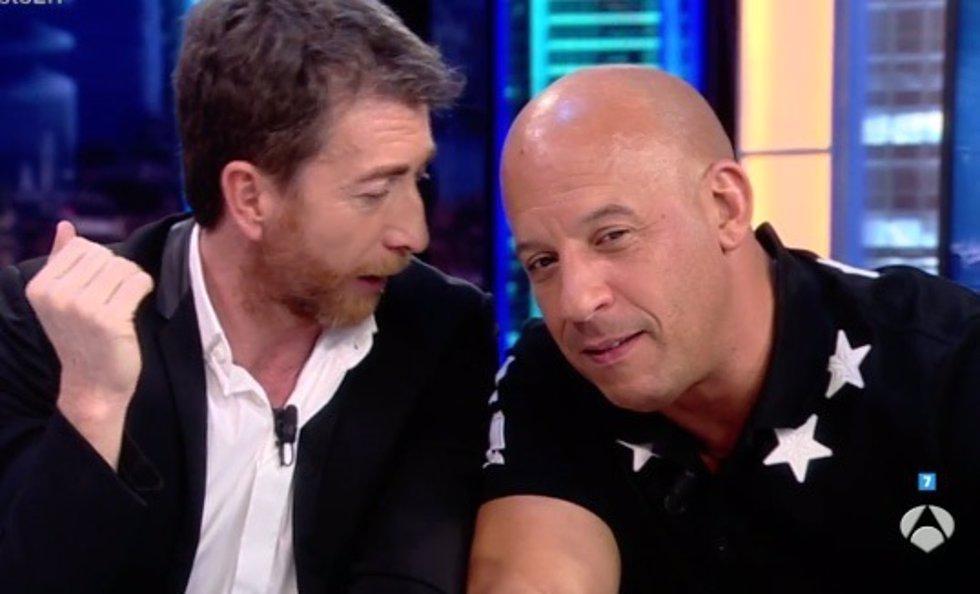 Paul Walker Pablo: Vin Diesel Se Emociona En 'El Hormiguero' Recordando A
