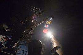 """EEUU dice que tomó """"medidas extraordinarias"""" para evitar víctimas civiles en el ataque contra la base en Siria"""