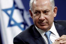 """Netanyahu apoya el ataque de EEUU en Siria y dice que """"manda un mensaje firme y claro"""""""