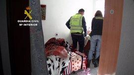 Seis personas detenidas por casi una veintena de robos en las provincias de Cáceres y Badajoz