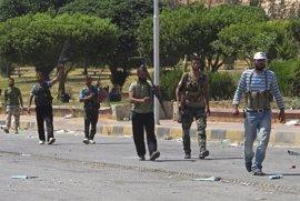 El Ejército Libre Sirio espera que EEUU siga atacando a las fuerzas leales al régimen sirio