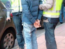 A prisión el presunto atracador a tres taxistas en Almería