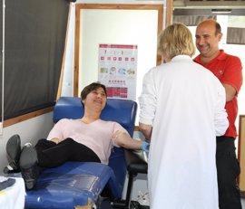 El personal de Endesa participa en la campaña de donación de sangre de la Fundación Banco de Sangre de Baleares