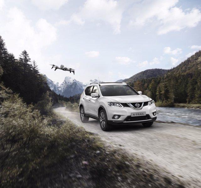 Nissan X-Trail X-Scape: