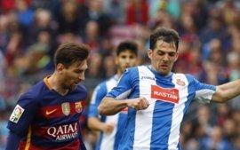 El derbi catalán se jugará el sábado 29 de abril a las 20.45 horas y el Madrid-Valencia, a las 16.15