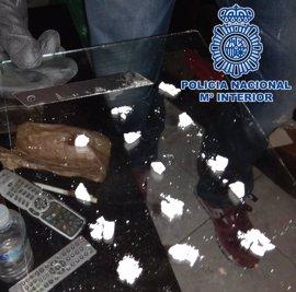 """Desmantelado un nuevo """"gueto"""" de menudeo de droga en el distrito de Puente de Vallecas"""