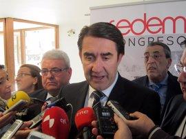 El consejero de Fomento confía en licitar las obras de la Estación de Autobuses de Salamanca antes de verano