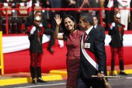 La exprimera dama peruana Nadine Heredia declara este viernes por los 'pioneritos'