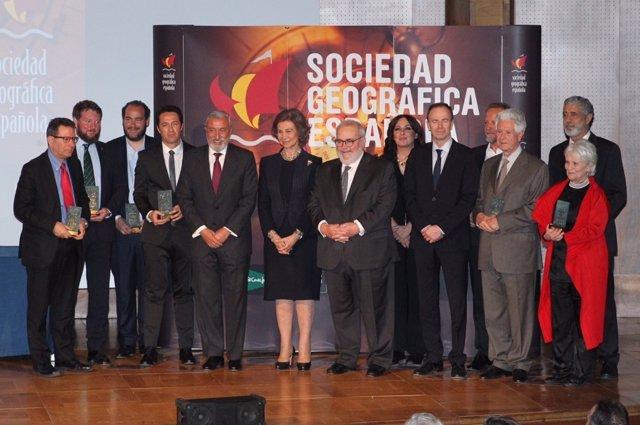 Premios Imagen de la Sociedad Geográfica Española