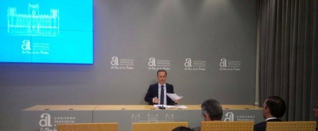 LA Diputación de Alicanet recurre el decreto plurilingüe