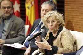 """Carmena pide a Montoro más plazo para remitir el acuerdo de no disponibilidad de crédito al ser """"reducidísimo"""""""