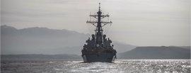 Dos buques de EEUU con base en Rota participaron en el ataque contra una base en Siria