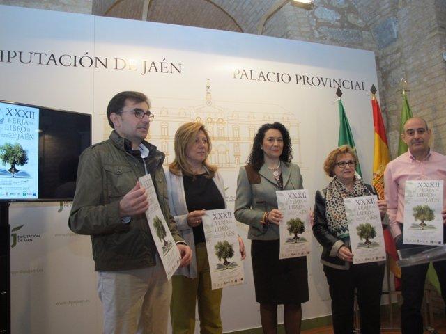 Presentación de la Feria del Libro