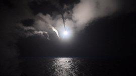 El ataque de EEUU contra una base del régimen sirio deja al menos nueve muertos