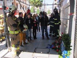 Los familiares de Eloy Palacio pedirán reabrir la causa del incendio de Uría tras el nuevo informe policial