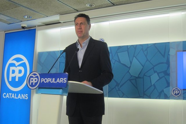 Pte. del PP catalán, Xavier García Albiol
