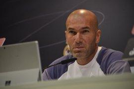"""Zidane: """"Para nada estoy seguro de seguir"""""""