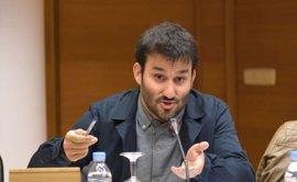 """Marzà: El recurso de la Diputación de Alicante contra el decreto plurilingüe es una """"huida para tapar sus problemas"""""""