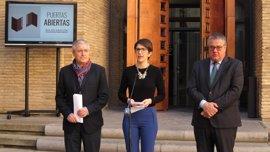 Las Cortes abren sus puertas a las ciudadanía el Día de Aragón