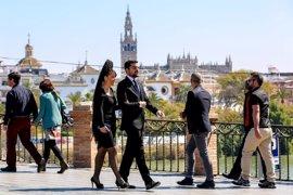 La Junta se congratula de los datos de ocupación turística en Semana Santa que pueden aumentar por buen tiempo