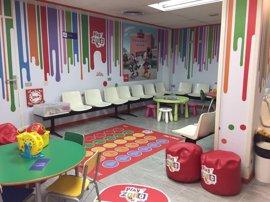 El Hospital de Basurto y Lilly instalan una zona de juegos educativa para niños con diabetes
