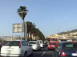 El inicio de la operación salida de Semana Santa registra las primeras retenciones en las carreteras