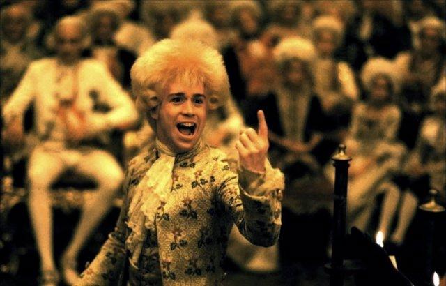 Fotograma de 'Amadeus'