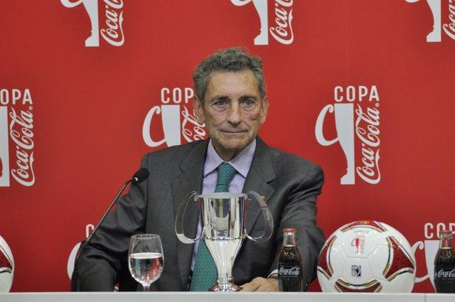 Carlos Mouriño.3º trofeo tarjeta blanca Coca-Cola.