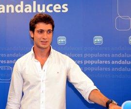 """Investigado por """"coacciones"""" el presidente de NNGG de Andalucía"""