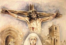 El Cristo de la Victoria y el Jesús de la Humildad abren las procesiones de Cáceres que cuenta con 23 desfiles