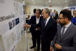 El arquitecto José Seguí gana el concurso de ideas del Astoria con una propuesta apoyada por Antonio Banderas