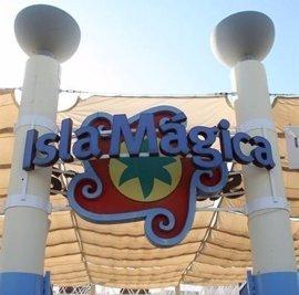 Turismo.- Isla Mágica abre el día 15 la temporada de su 20 aniversario con más zona de baño y espectáculos