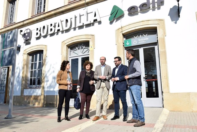 Conejo (PSOE-A) en Bodadilla