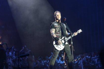 """James Hetfield de Metallica no opina sobre Trump: """"Soy cantante y guitarrista, odio la política"""""""