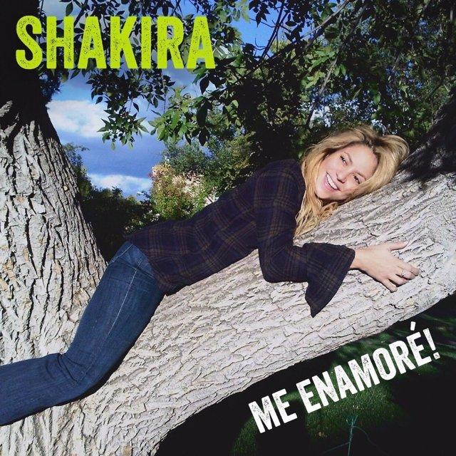 Shakira lanza 'Me enamoré'