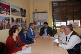 Junta y UGT abordan la economía circular y el fomento de iniciativas en parques naturales de Córdoba